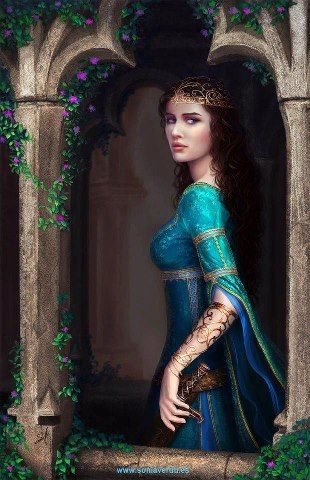 Lady Bronwen