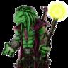 Matressh - den gröne