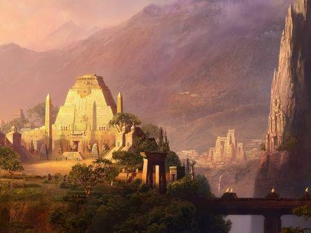 Guardians Pass - the Temple District