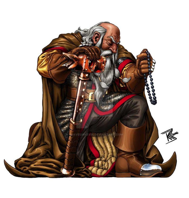 Lazarus Stonehammer