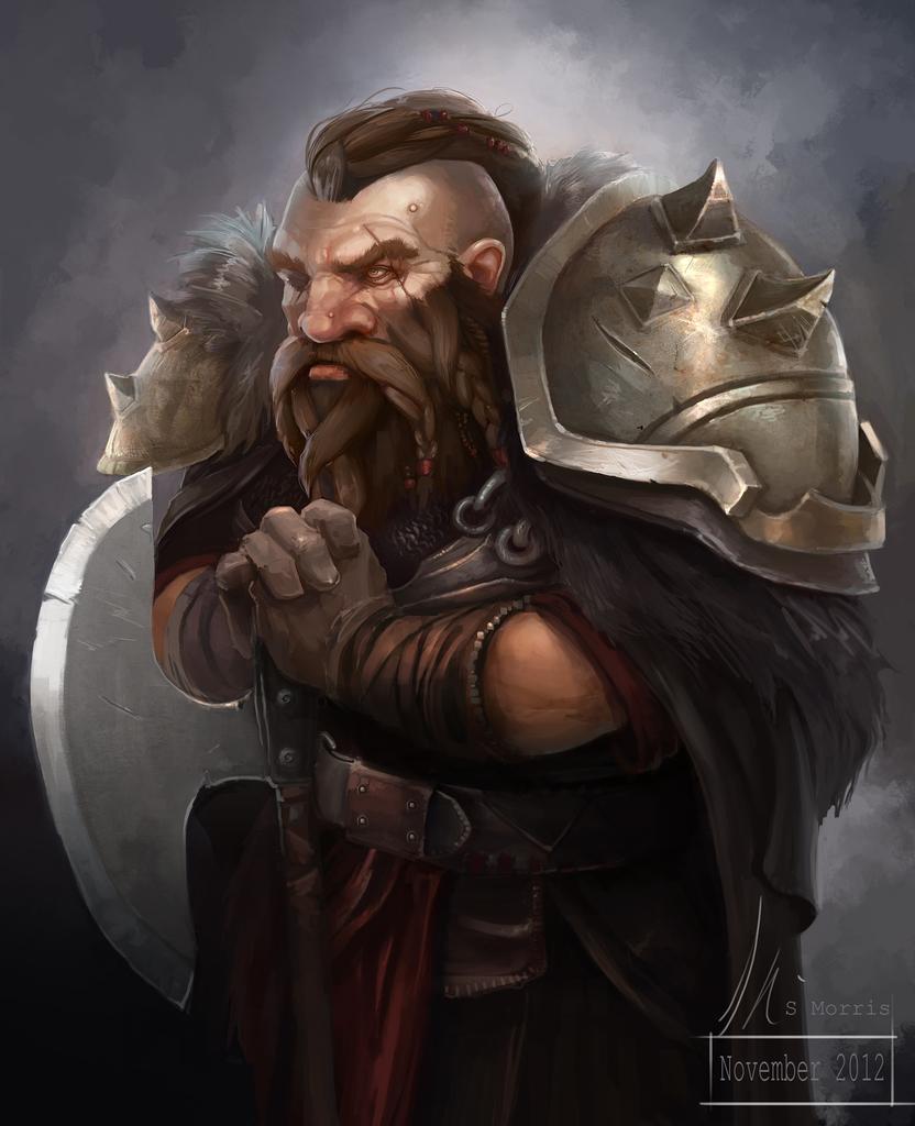 Baern Of Clan Ungart (Secondling)