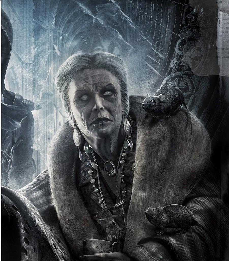 Arymira (ghost)