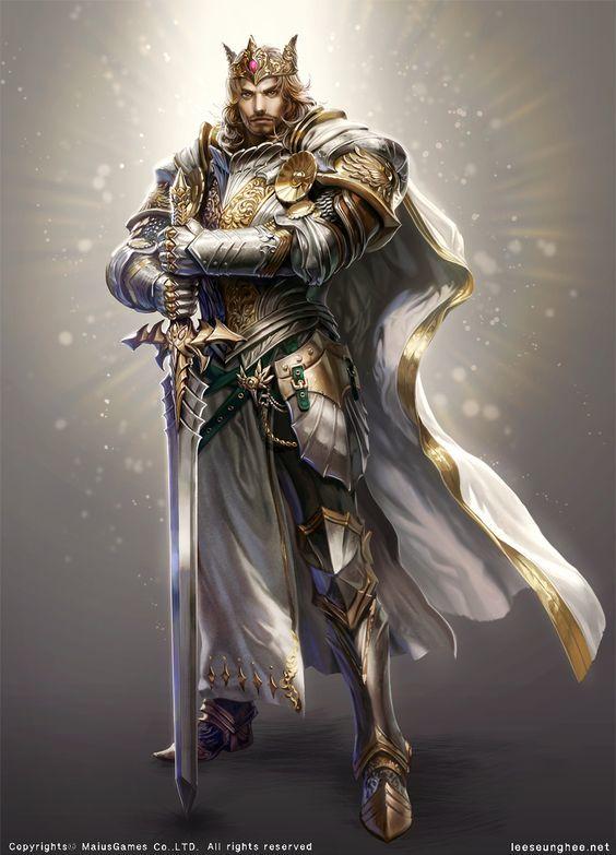 King Adamon