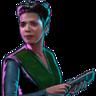 Commander Kasidy Yates