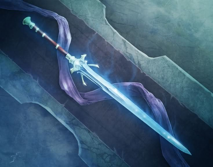 Espada de Náoder