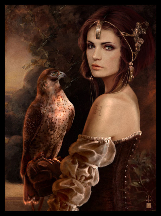 Iulia, lady of Thisbury