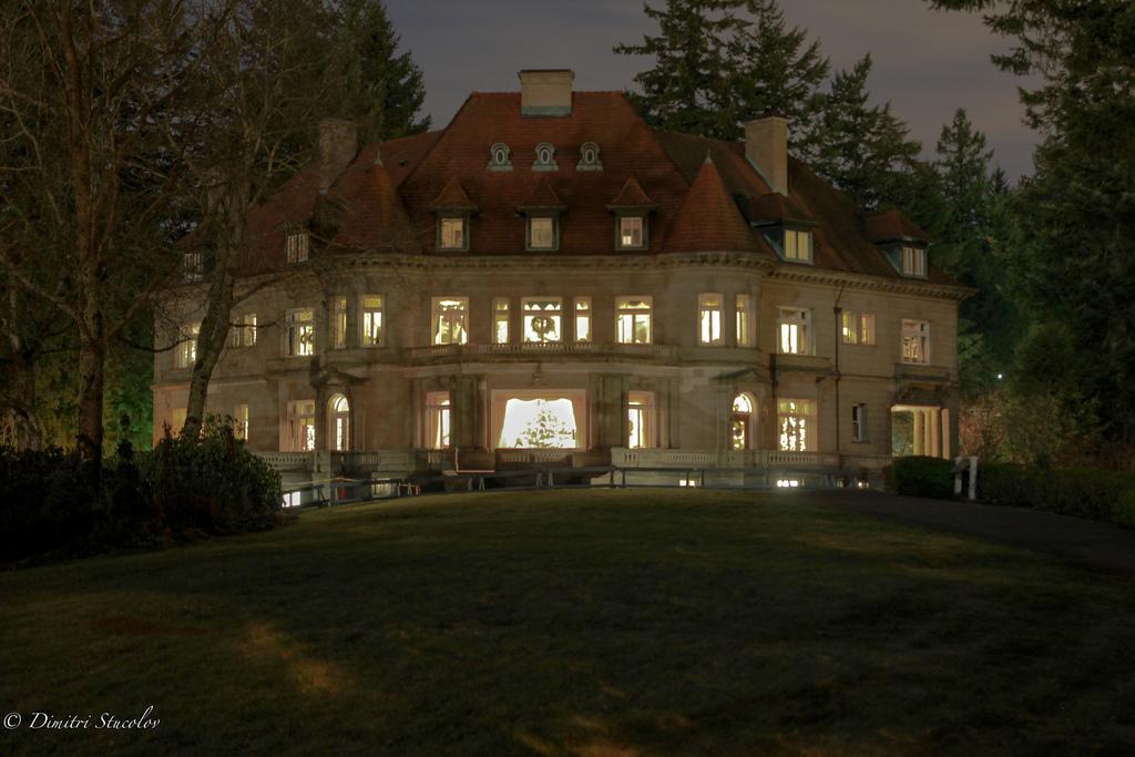 Pittock Mansion-Tremere Chantry