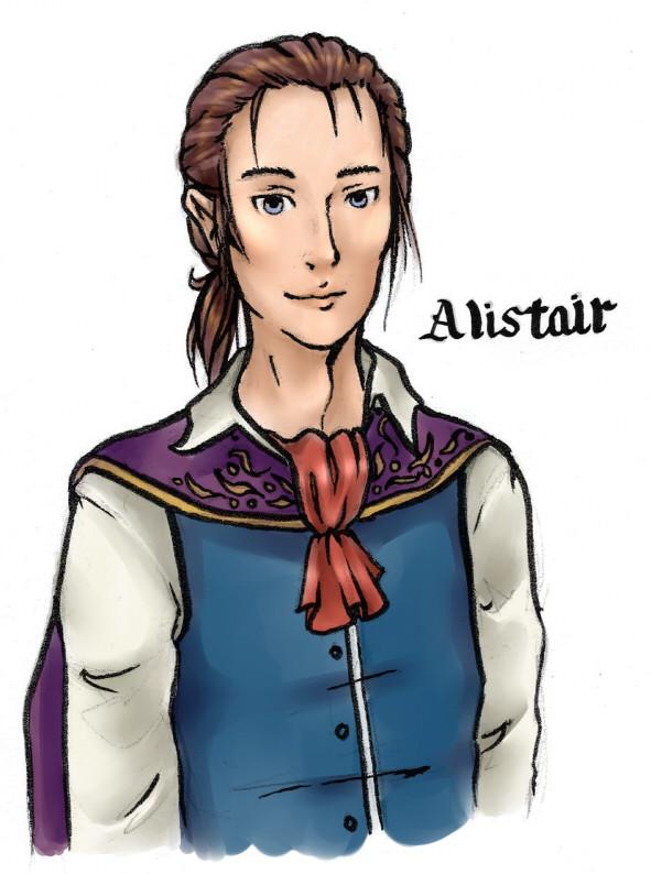 Alistair Newmont