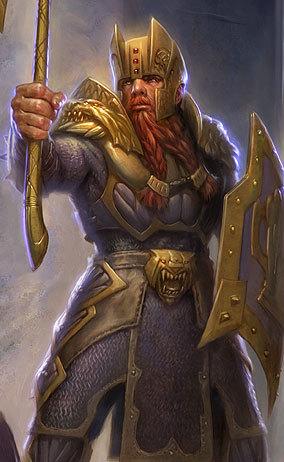 King Bruenor Battlehammer