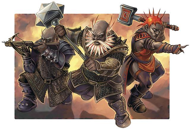 Duergar Scouts (clan Xornbane)