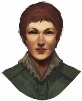 Alcaldesa Kendra Deverin