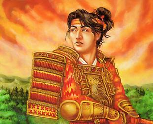 Isawa Keichi (nee Shiba)