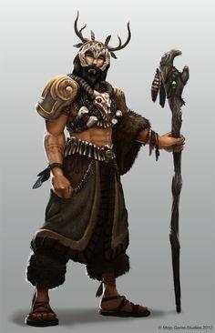 Chieftain Gargant