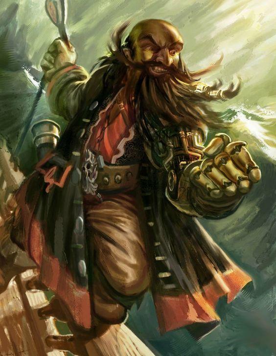 Captain Heinrik