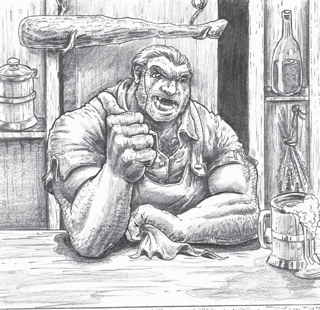 Haakon The Barkeep