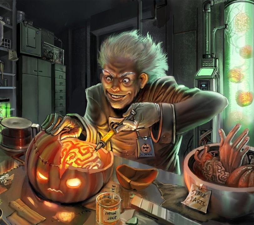 Doctor Herman Grey