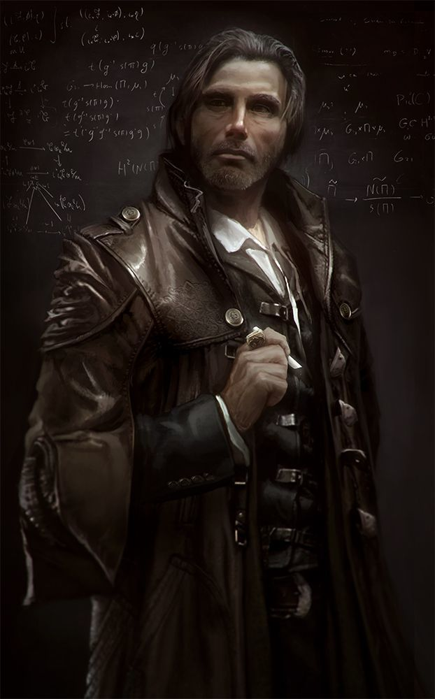 Charles 'Doc' Foxwell