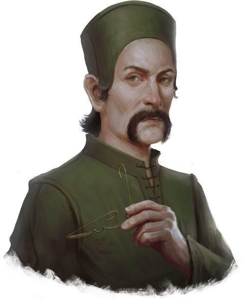"""[DEAD] Lord Iarno """"Glasstaff"""" Albrek"""