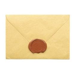 Letter to Albrek