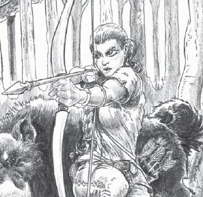 Ashling the Hunter
