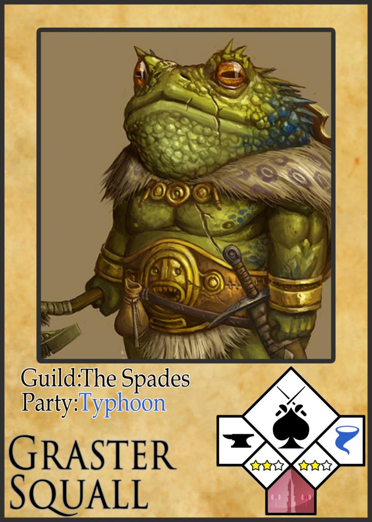 Graster Squall