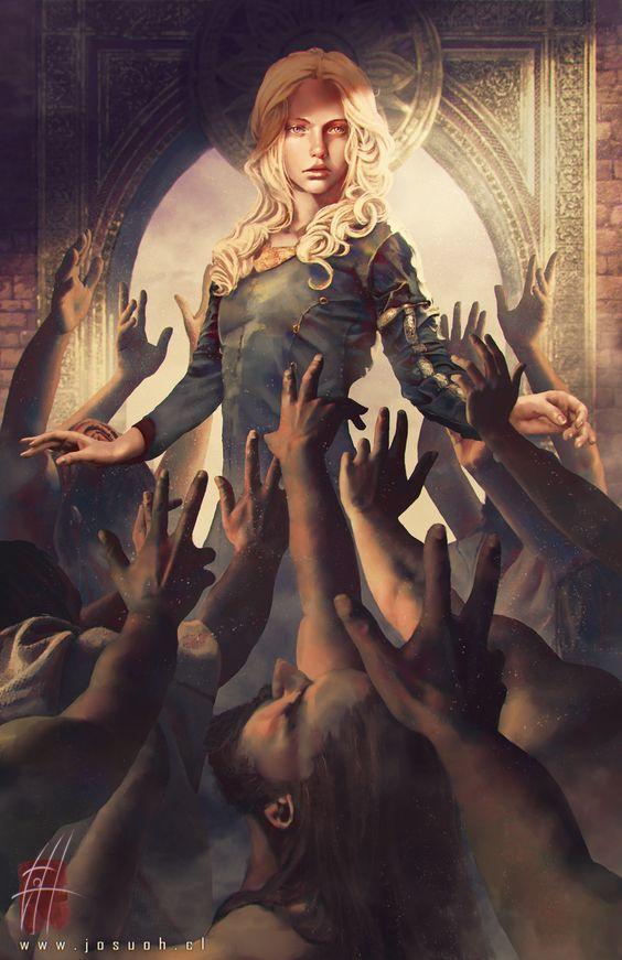 Lady Astrid Calcifer