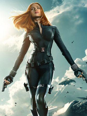 "Vaelia Ortyrian ""Black Widow"""