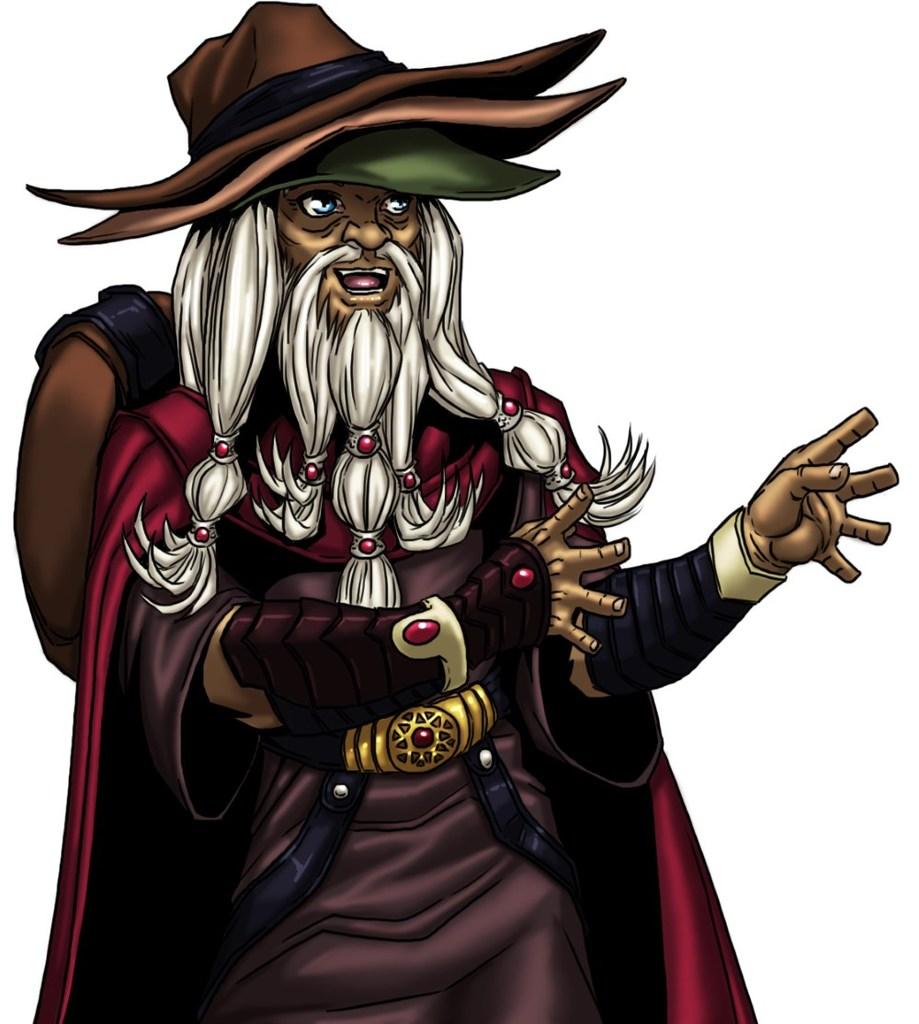 Iysyy the Hat Merchant