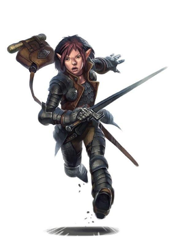 """Edinith """"Cobblestomp"""" of Clan Delaque"""