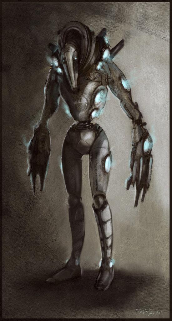 Rakata War Droid