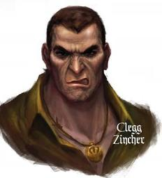 Clegg Zincher