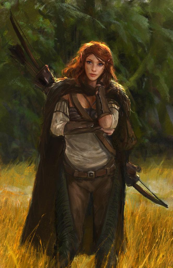 Lyali (Shadow Wolf)