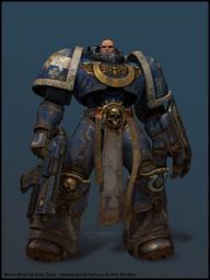 Brother-Sergeant Marcus Aurelius