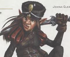 Jamna Gleamsilver