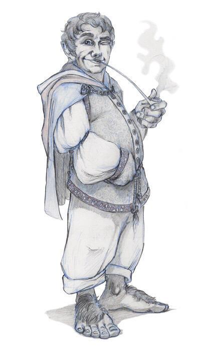 Tildin Tifflewinkle the Dragon Slayer
