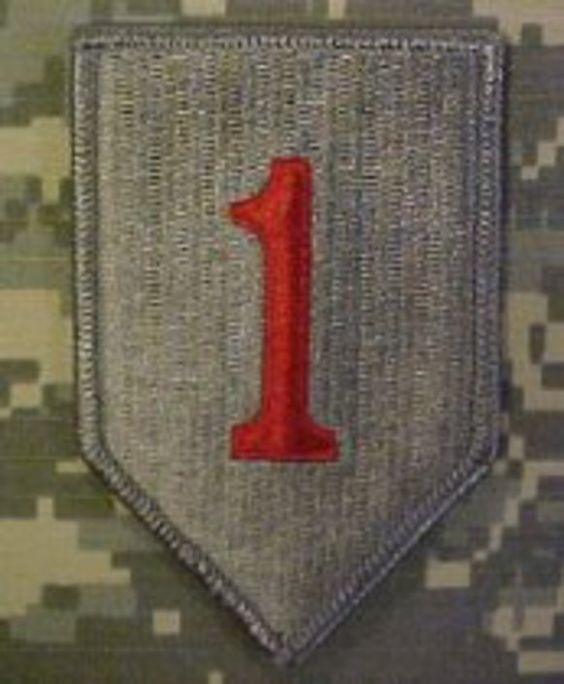 "1st Armored Cavalry Battalion ""Big Red One"""
