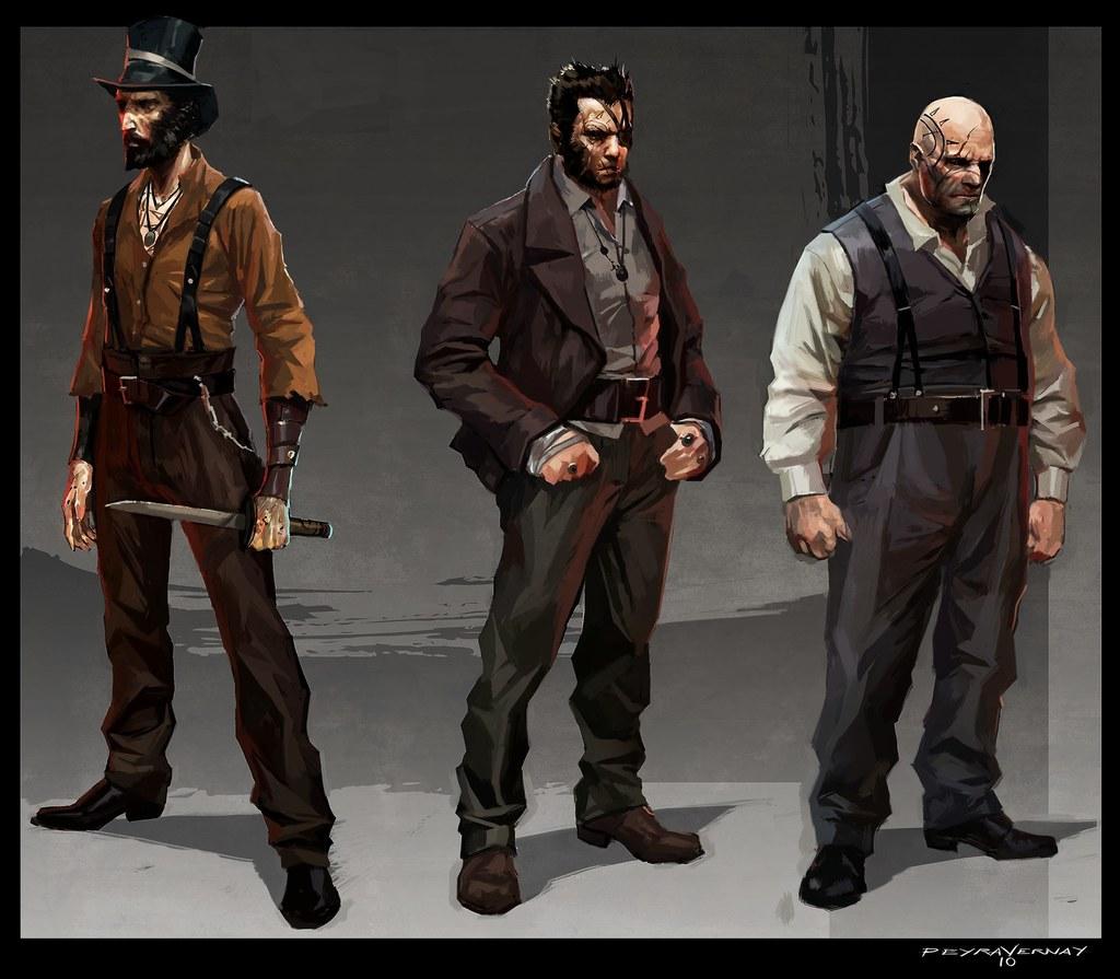 Betram, Brett, & Lavender Boyle