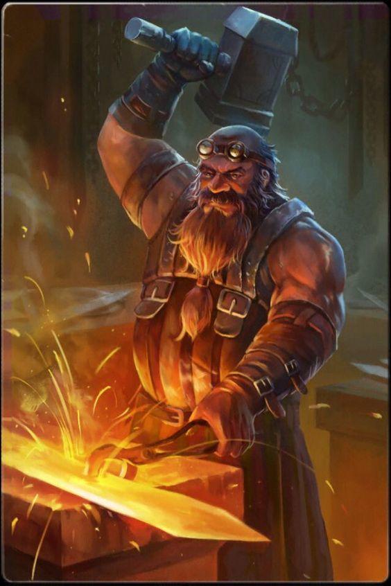 Gark Flamebeard