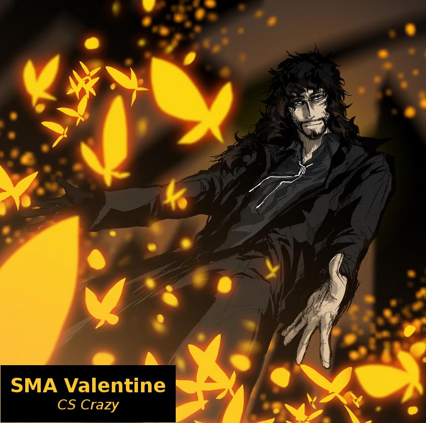SMA Valentine