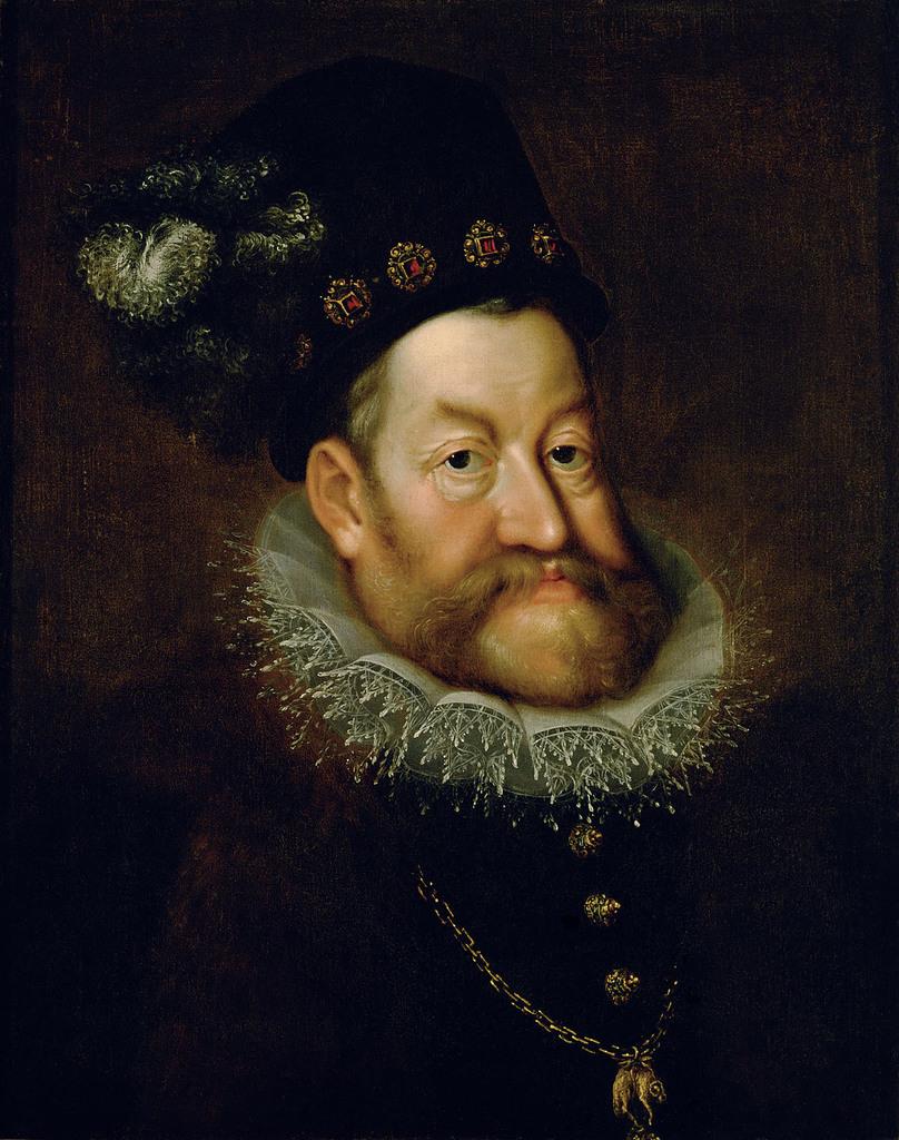 Emperor Rudolf II