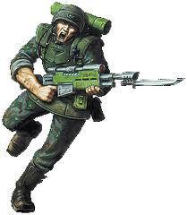 Guardsman Edwin Jurtz