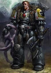 Runepriest Anders 'The Hunter' Rymdvarg