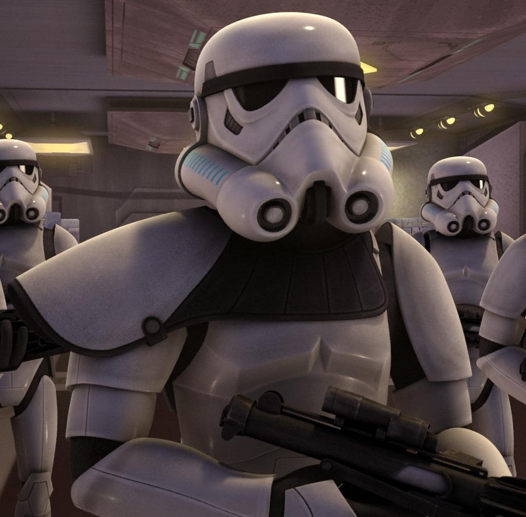 Imperial Stormtrooper Sergeant
