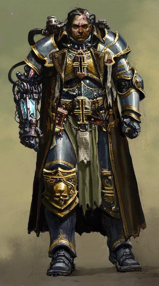 Inquisiteur Arcturos (Mort)