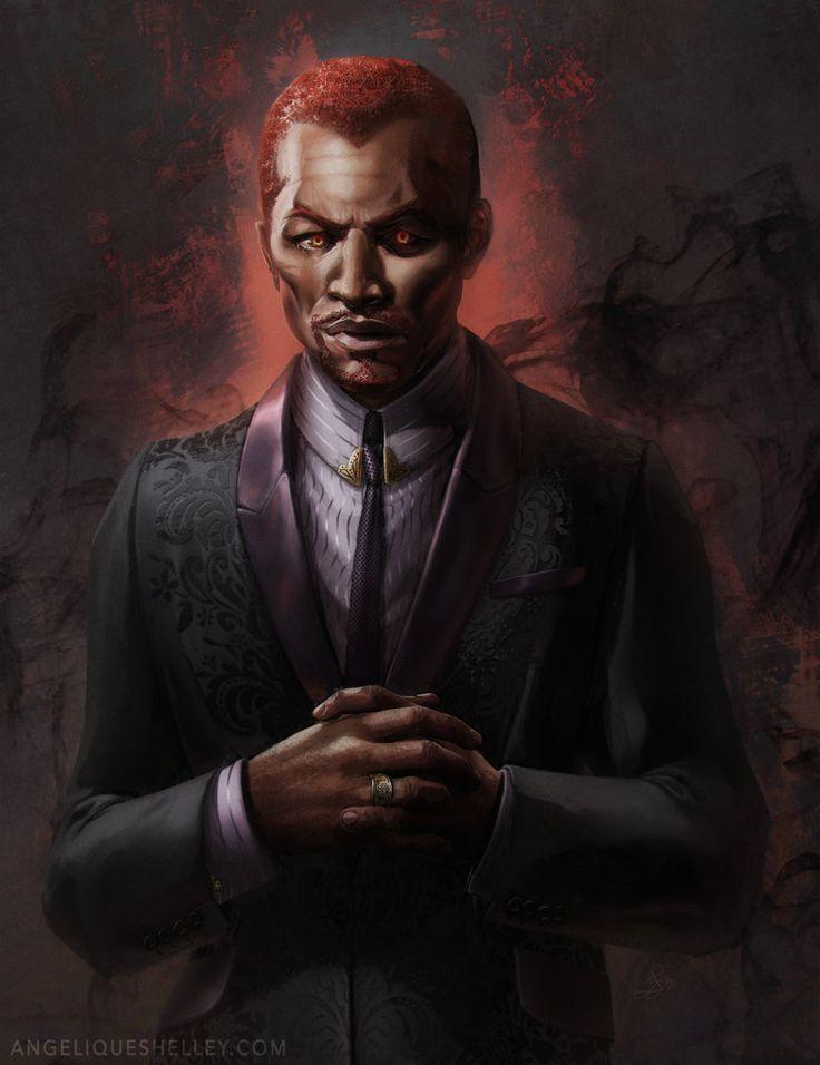 Reggie (The Defiant)