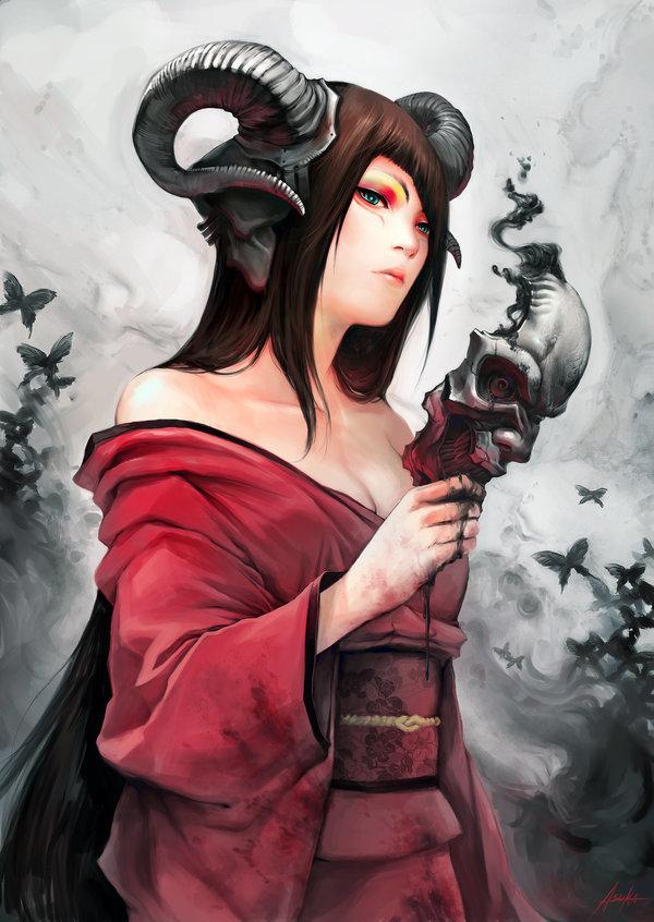 Seven Seasons Widow