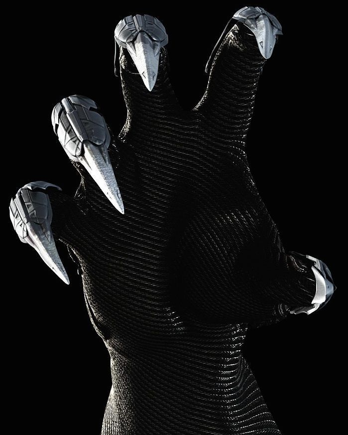 Gloves of the Panther