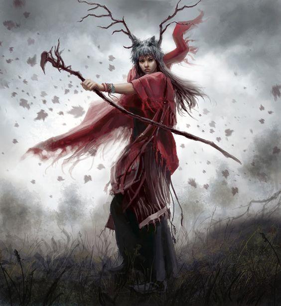 Crimson Antler