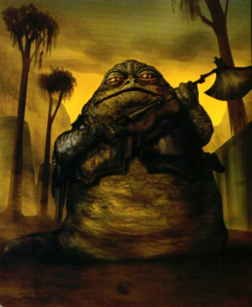 Garuda the Hutt