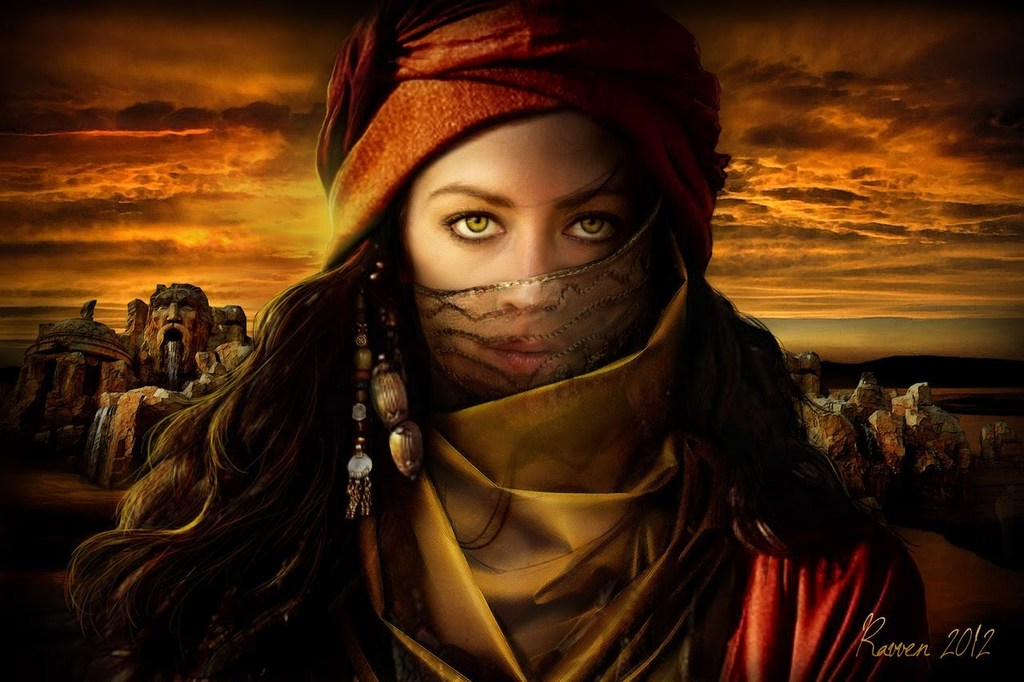 Jezreel, the Prophetess of the Qhatan